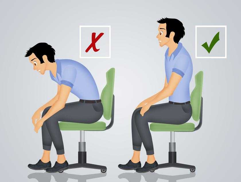 """May is National """"Check Your Posture"""" Month"""